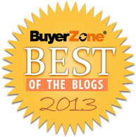 Connected Places Global: Award Recipient - Best Business Branding Blogs 2013 - BuyerZone