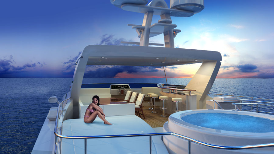 All Ocean Yachts 90 Steel Expedition Buy Explorer Yachts