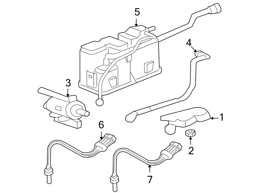 Pontiac G6 Oxygen Sensor. EMISSION, LITER, Repair