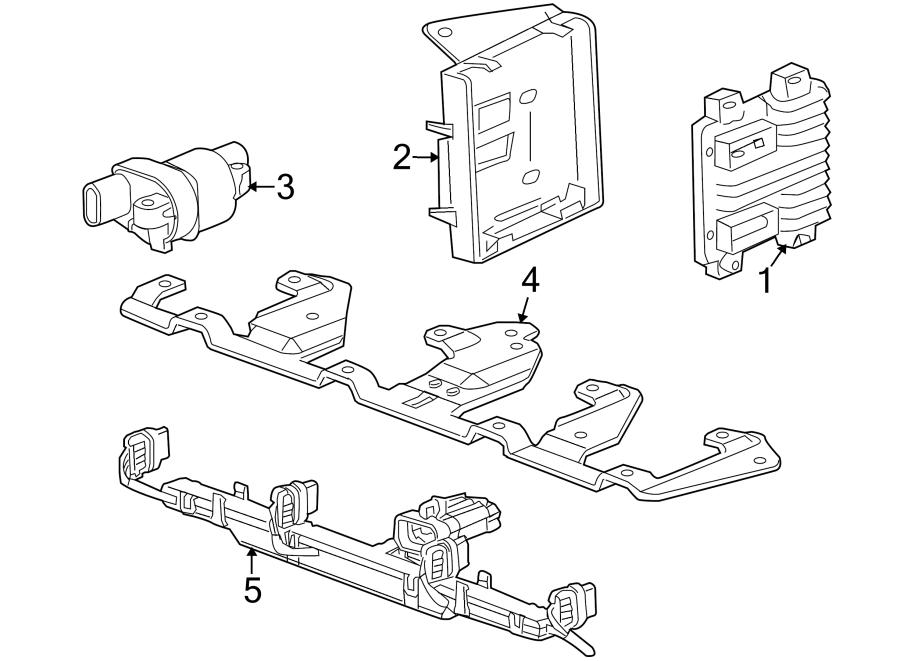 Hummer H2 Engine Wiring Harness. LITER, Wire, Plug