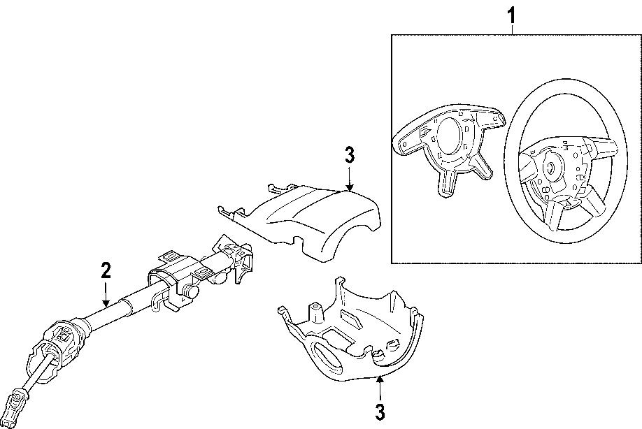 [DIAGRAM] 1968 Camaro Steering Wheel Assembly Diagram FULL