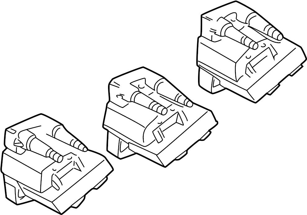 Oldsmobile Intrigue Ignition Coil. LITER, Supercharger