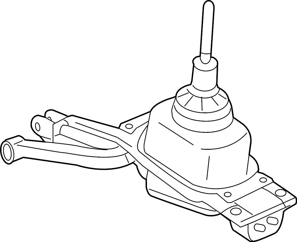 Chevrolet Camaro Manual Transmission Shift Lever. SHIFTER