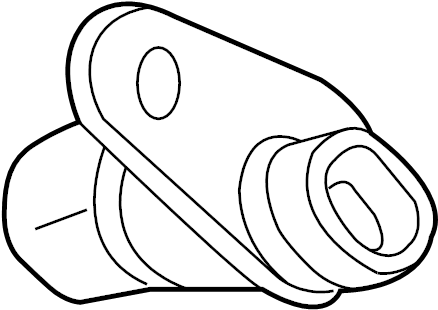 Saturn Ion Engine Crankshaft Position Sensor. LITER