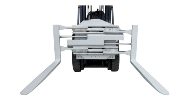 2.2ton Non-Sideshifting Fork Clamps for Forklift