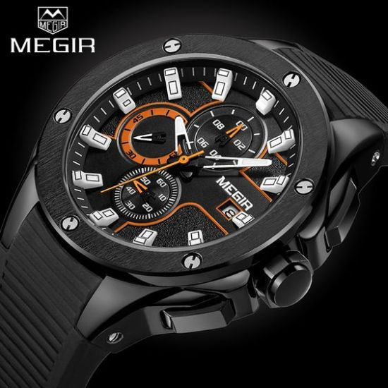 megir watch reviews