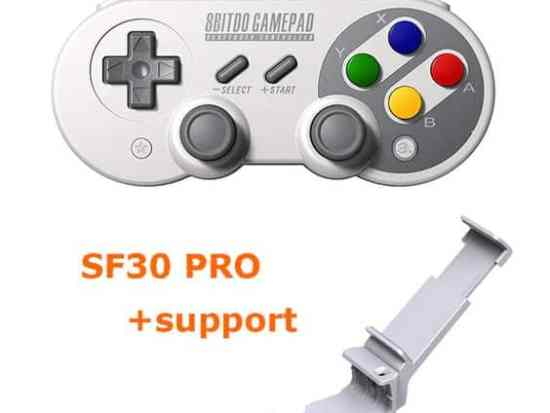 8bitdo gamepad multi with support