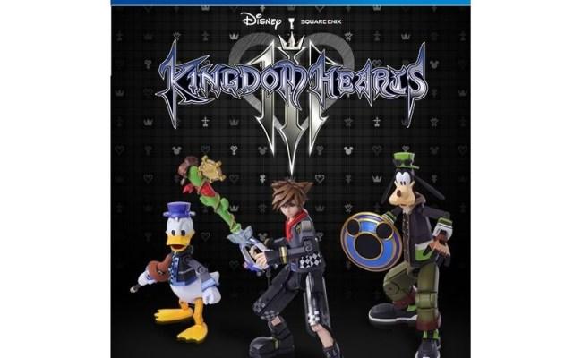 Kingdom Hearts Iii Ps4 Buygames Ps