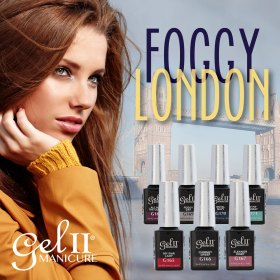 Gel II Foggy London Collection