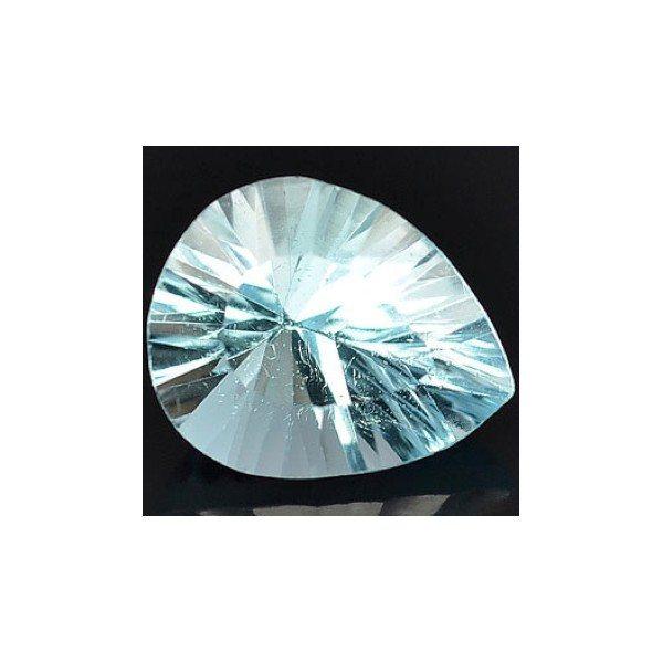 382 Ct Natural Sky Blue Topaz Loose Gemstone For Sale