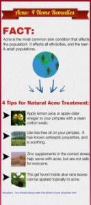 acne4homeremediesinfographic