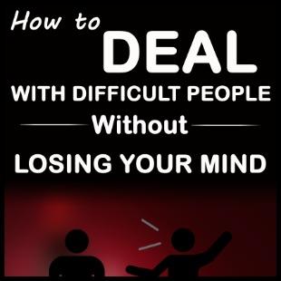 Difficult People PLR
