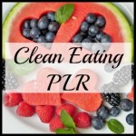 Clean Eating PLR