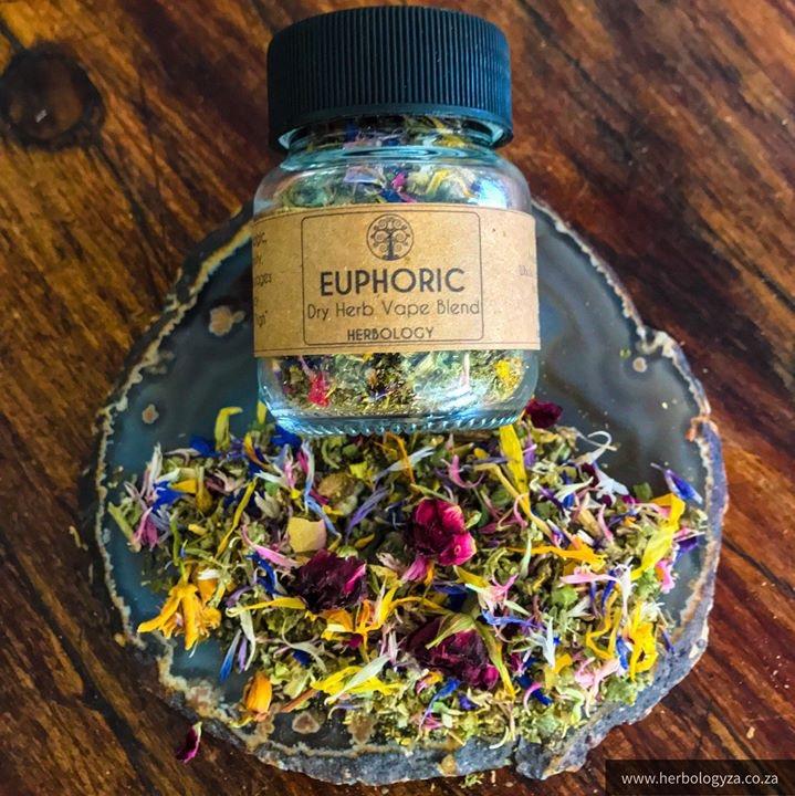 EUPHORIC Smoke Blend