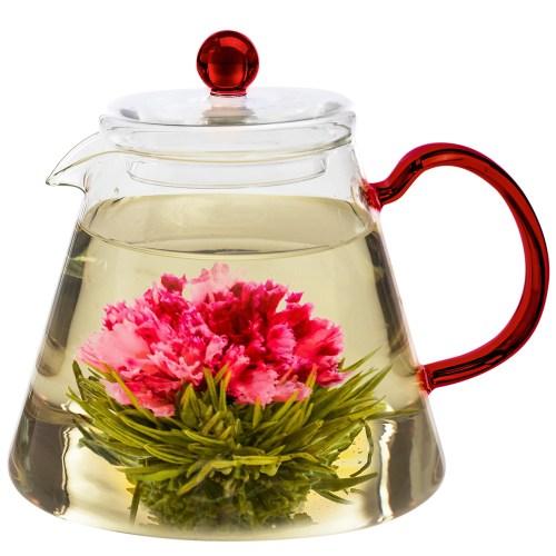 Good Fortune Flowering Tea