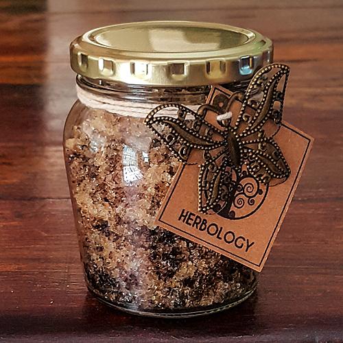 Coconut & Coffee Sugar Scrub