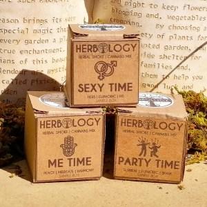 Herbology Smoke Box