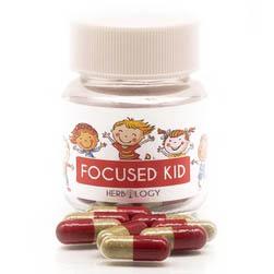 Focused Kid Caps - Herbology