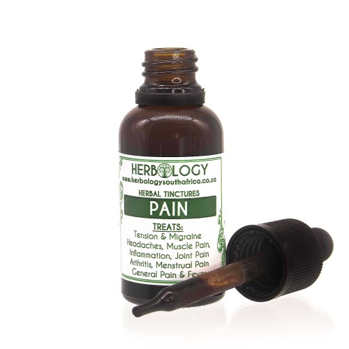 Pain Tincture by HERBOLOGY