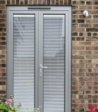 Mini French Doors - Photos Wall and Door Tinfishclematis.Com