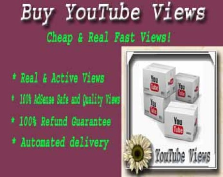 Buy 20000 YouTube Views
