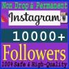 Buy 10000 Instagram Followers