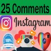 Buy custom Instagram comments