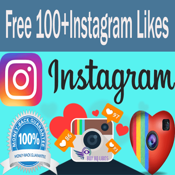 Free 100 Instagram Likes Trial - Real & Guaranteed Likes - BuyHQLikes