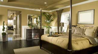 retreat the master bedroom