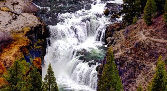 Mesa Falls A Hidden Gem of Idaho