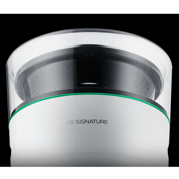 LG SIGNATURE Air Purifier AM50GYWN2, LG SIGNATURE Air Purifier AM50GYWN2 filter, LG SIGNATURE Air Purifier AM50GYWN2 filter color change, LG SIGNATURE Air Purifier AM50GYWN2 PM1.0, LG SIGNATURE Air Purifier AM50GYWN2 PM 10, PM 2.5