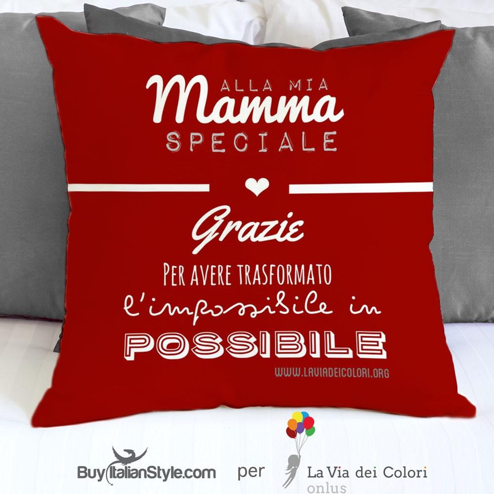 idea regalo per la mamma