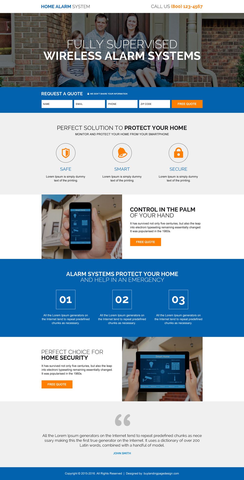 Best Alarm Monitoring Service
