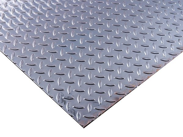 1000mm x 500mm 3mm thick with 5mm holes galvanised steel perforated sheet Metalworking Supplies Business. Office & Industrial