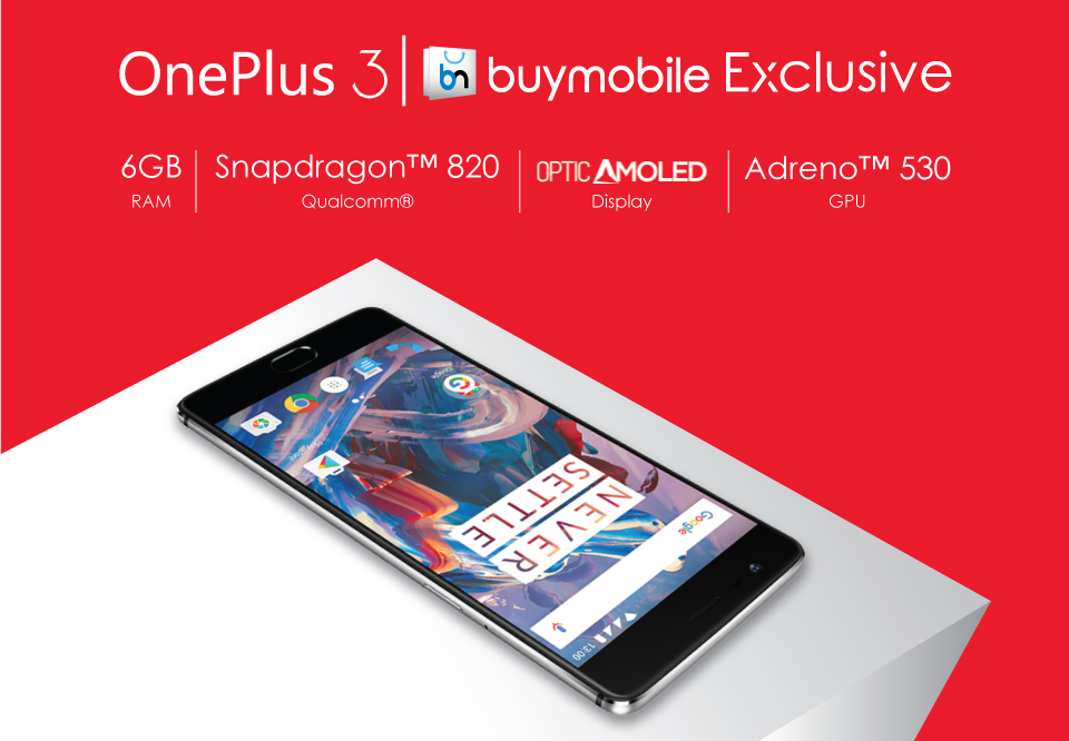 One plus mobile phone launched in Bangladesh