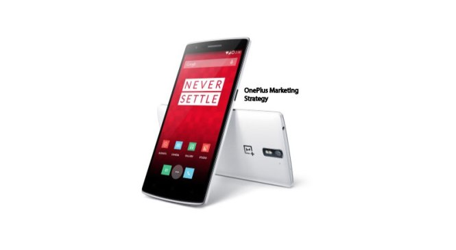 Marketing strategy of OnePlus mobile phone