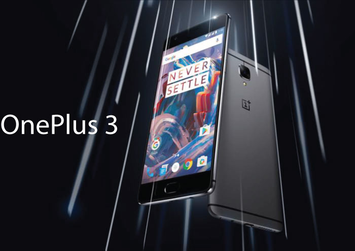 One plus 3, the smart choice for future