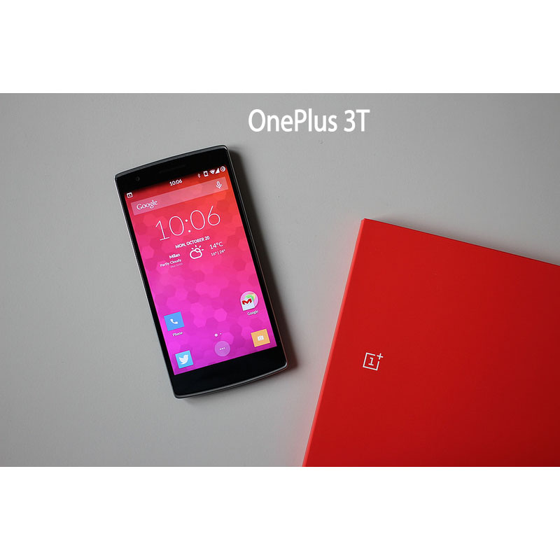 Specification of OnePlus 3T