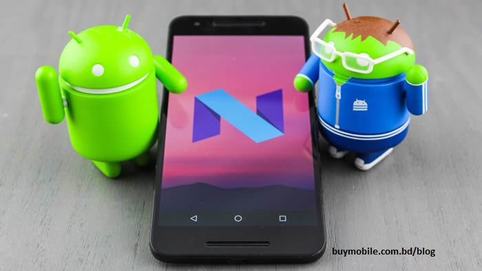 New Android 7.1.2 Nougat Release For Googles Phone