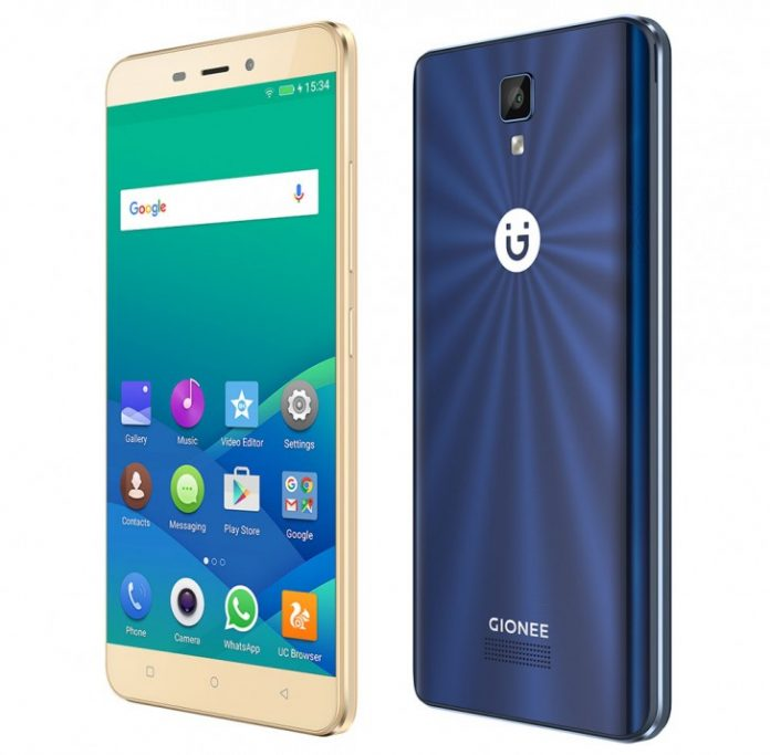 Full Specifications Of Gionee P8 Max