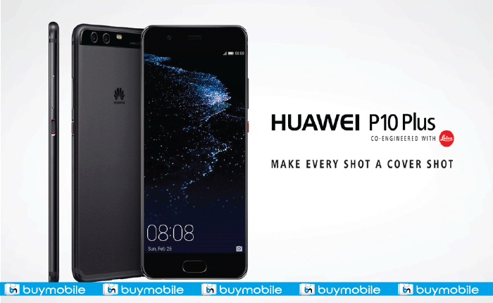 Huawei P10 Plus Design | Symbol of Huawei Elite Innovetion
