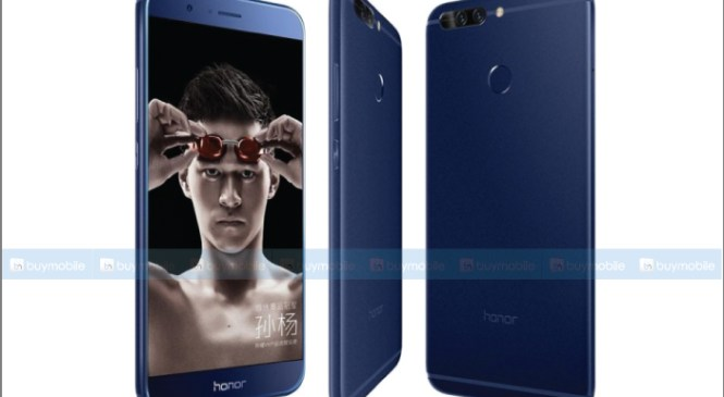 Huawei Honor V9 Specification