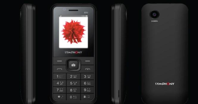 Symphony B50 Mobile Phone