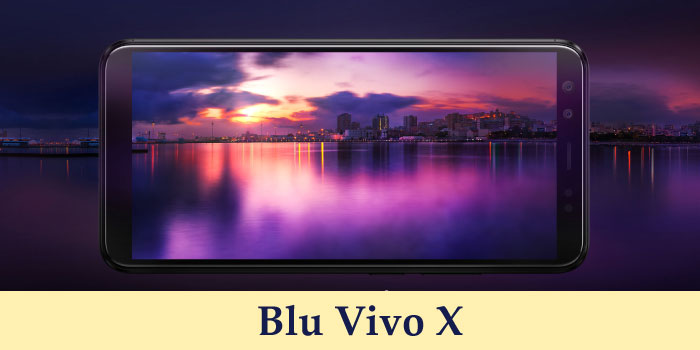 Full Specification Blu Vivo X Price Bangladesh
