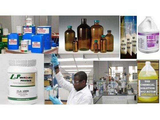 ssd chemical solution ingredients