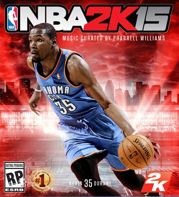 List of NBA 2K Series From 2K to 2K16 Cover Athletes