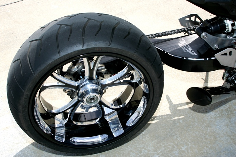 240 Tire Kit Rear Harley