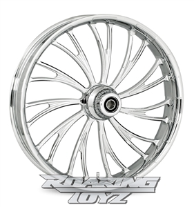 Axis Axxis Chrome Plated Forged Aluminum RC R.C