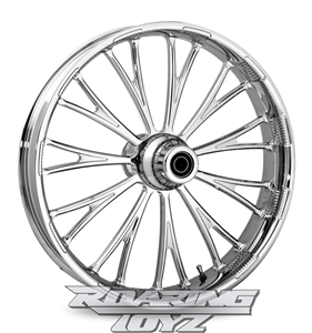 Dynasty Accent Chrome Plated Forged Aluminum RC R.C