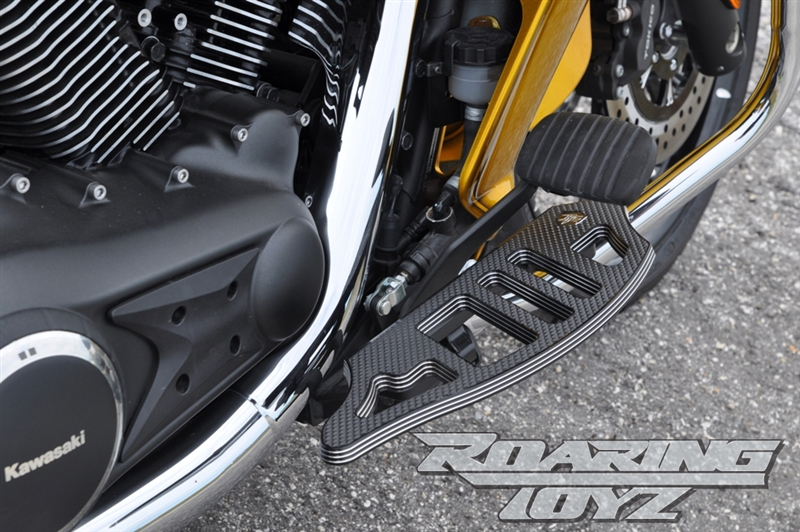 Billet Floorboards Floorboard Pegs Foot Kawasaki Vulcan